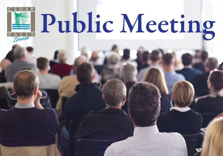 public meeting generic