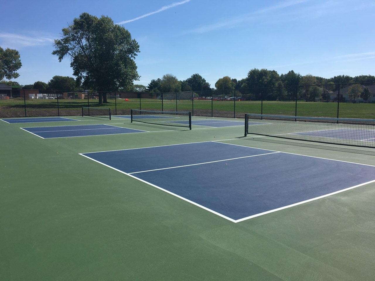 Orchard Hill Pickleball Court